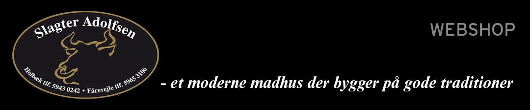Slagter Adolfsen - webshop Logo