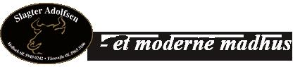 Slagter Adolfsen logo